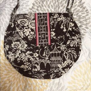 crossbody Vera Bradley bag